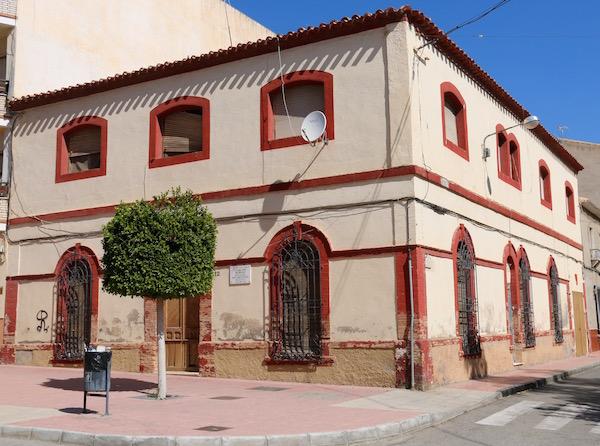 Casas Señoriales.