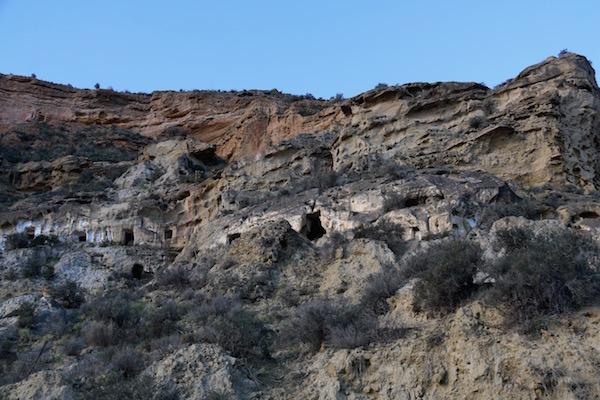 Cuevas Calguerín