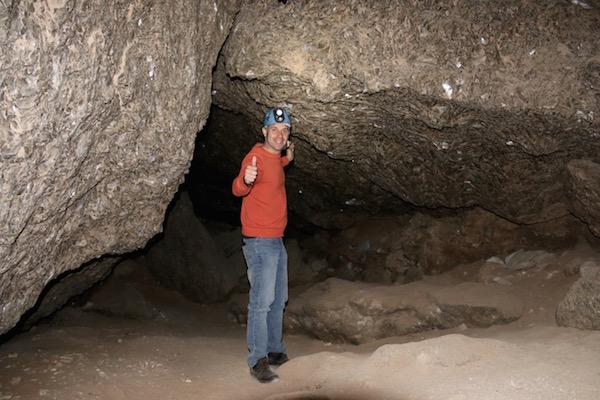 Cuevas Sorbas.