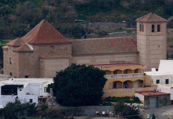 Iglesia Parroquial Señora Agustias.