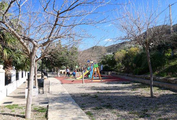 Parque Lucainena de las Torres