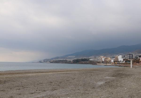 Playa Carboncillo