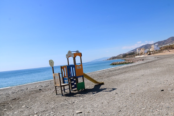 Playa Sirena Loca