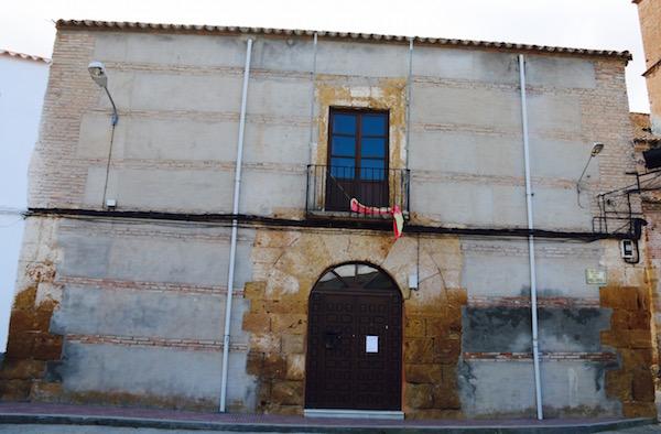 Pósito- Ayuntamiento