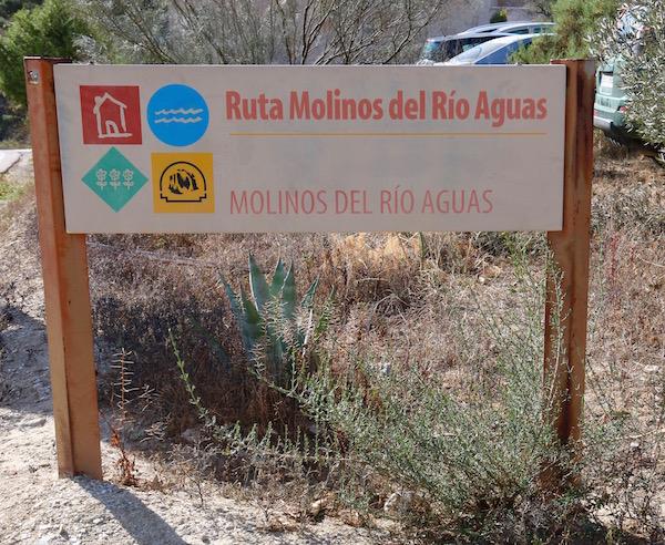 Ruta del Río Aguas