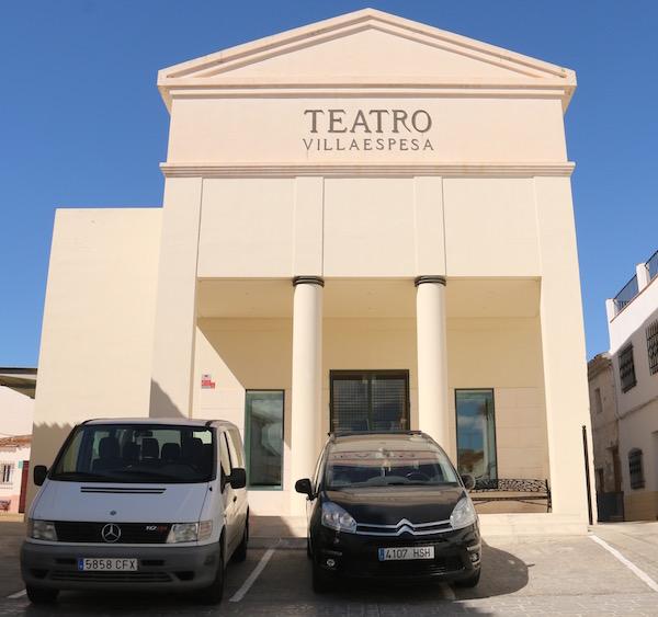 Teatro Villaespesa