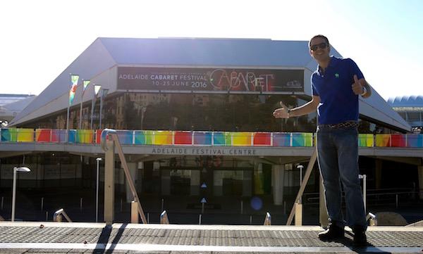 Adelaide Festival Centre-Andorreando por el Mundo