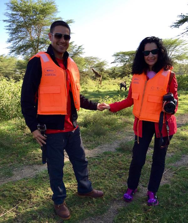 Bosque accacias Lago Naivasha-Andorreando por el Mundo.
