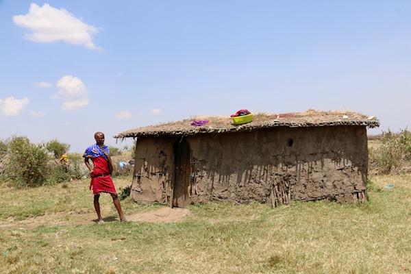 Casa Tribu Maasai-Andorreando por el Mundo