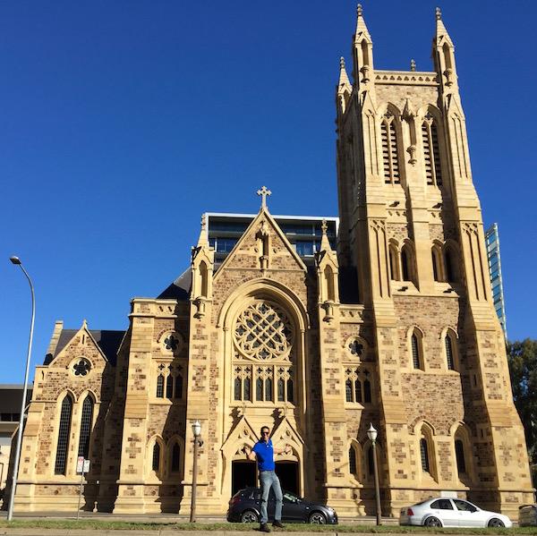 Catedral San Francisco Javier-Andorreando por el Mundo