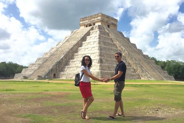 Chichén Itzá-Andorreando por el Mundo