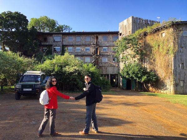 Hotel Árbol Aberdare-Andorreando por el Mundo