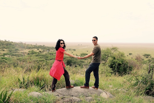 Llanura sin fin Serengeti-Andorreando por el Mundo
