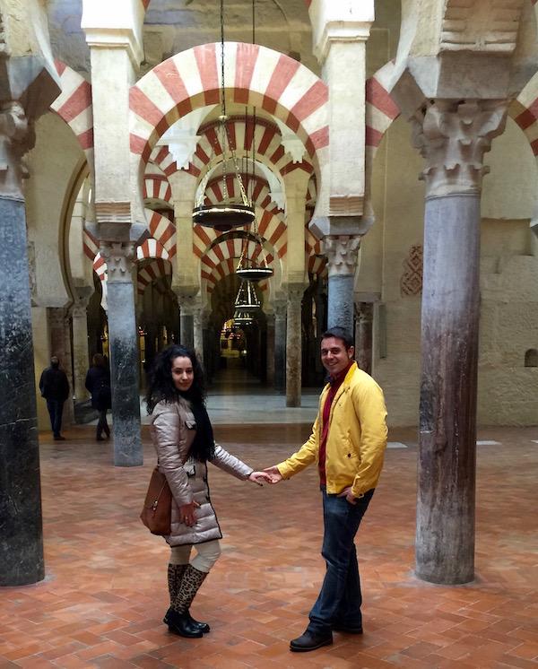 Mezquita Córdoba-Andorreando por el Mundo