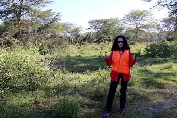 Paisajes Lago Naivasha-Andorreando por el Mundo