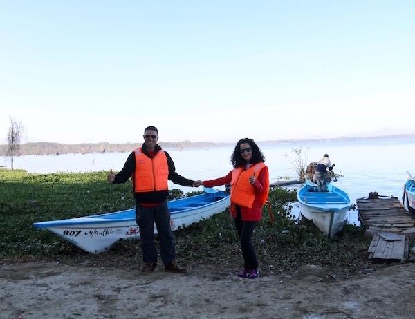 Parque Nacional Lago Naivasha-Andorreando por el Mundo