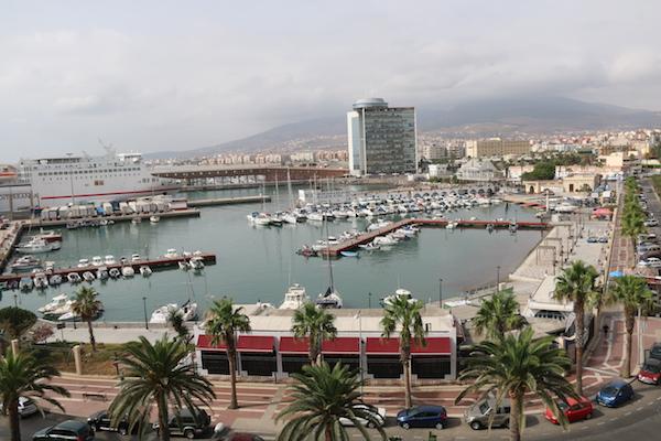 Vistas Panoramicas Melilla-Andorreando por el Mundo