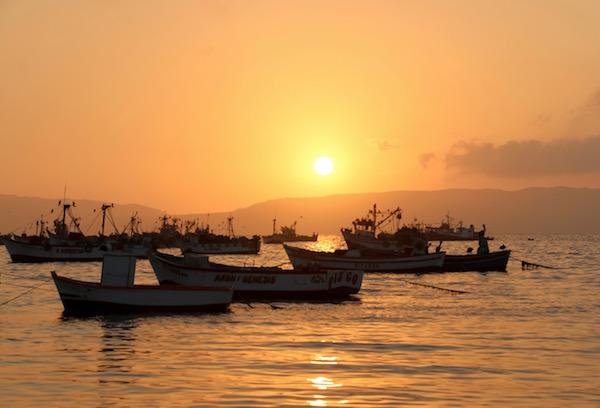 Ataradecer Muelle Embarcadero Paracas-Andorreando por el Mundo