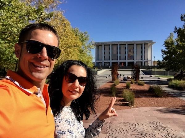 Biblioteca Nacional-Andorreando por el Mundo