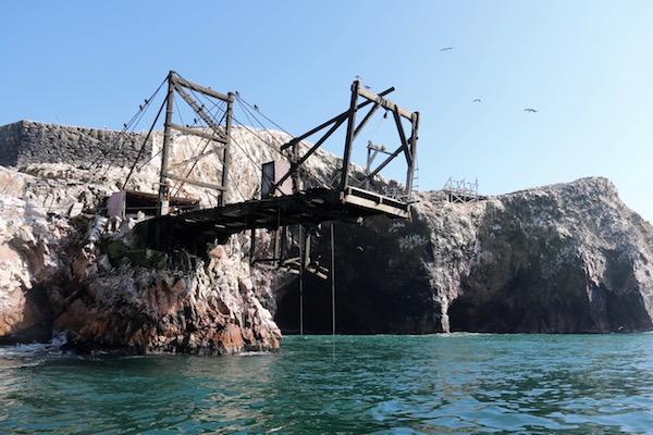 Embarcadero Abono Paracas-Andorreando por el Mundo