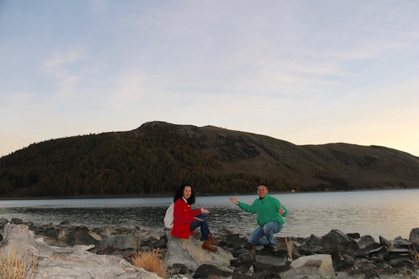 Lago Tekapo- Andorreando por el Mundo