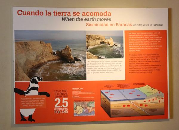 Museo R.N Paracas-Andorreando por el Mundo
