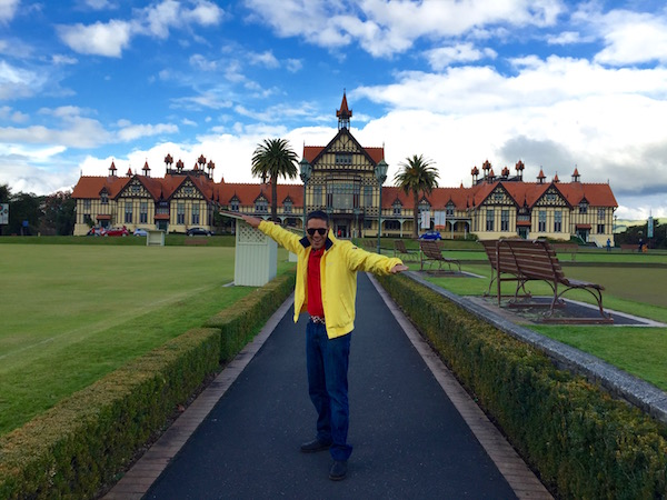 Museo Rotorua-Andorreando por el Mundo