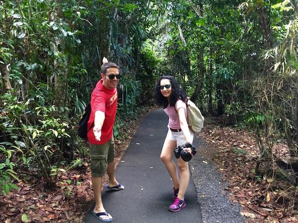 Parque Nacional Wooroonooran-Andorreando por el Mundo