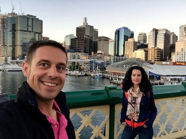 Puente Pyrmont-Andorreando por el Mundo