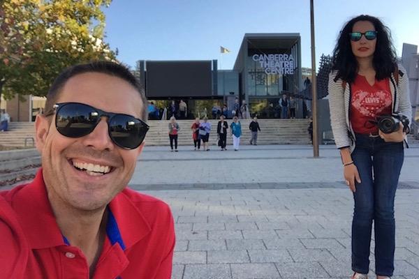 Teatro Australia-Andorreando por el Mundo