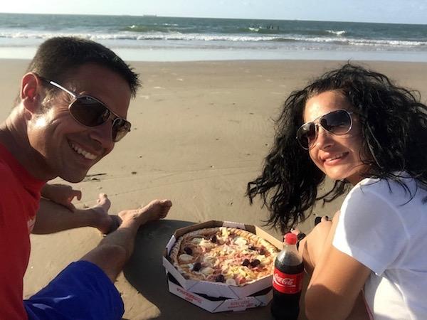 Cena Playa Do Calhau