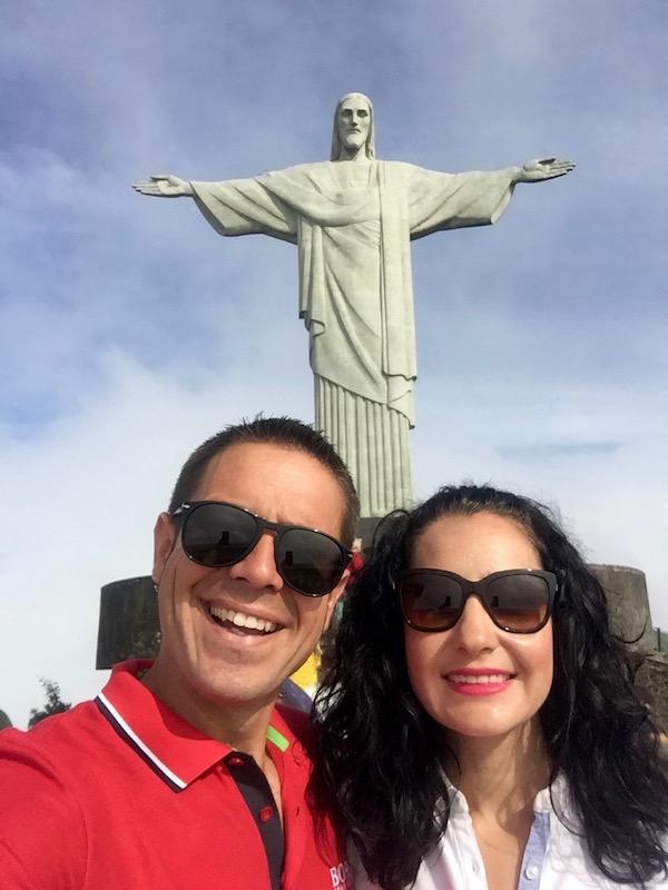 Cristo Corcovado Maravilla Del Mundo Moderno