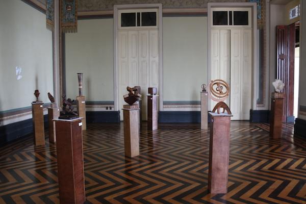 Exposición Palacio Río Branco