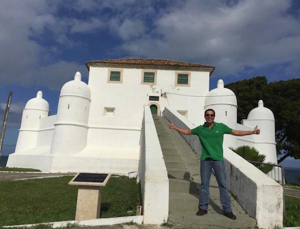 Fuerte del Monte Serrat