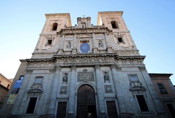 Iglesia Ildefonso Jesuitas