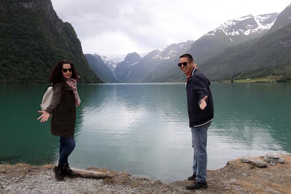 Lago Hornindal