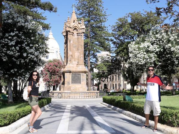 Monumento Caídos Guerra África