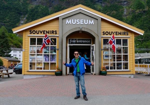 Museo Tren Flam