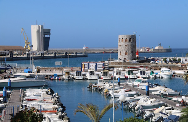 Puerto Deportivo Marina Hércules