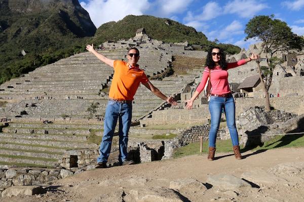 Zona Arqueológica Machu Picchu Maravilla Del Mundo Moderno