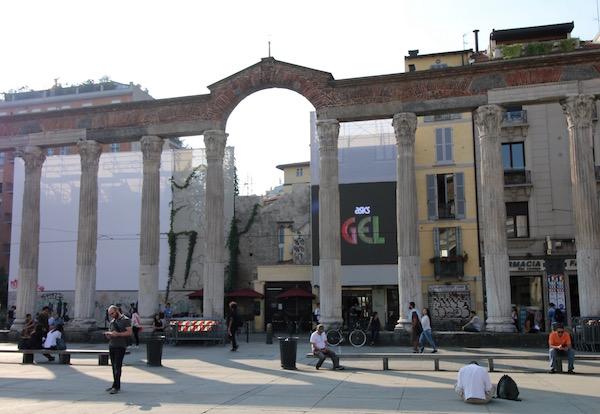 Columna San Lorenzo