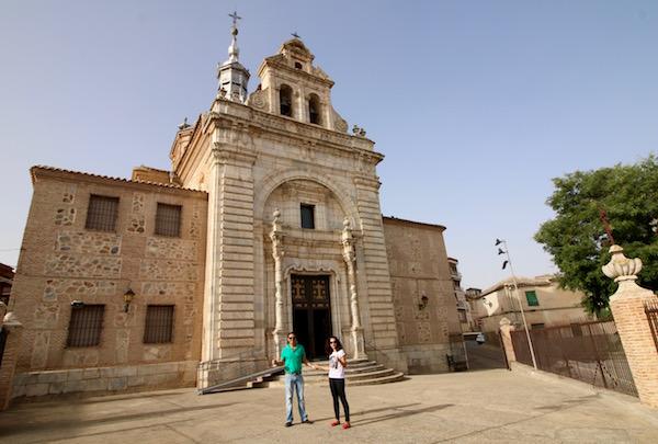 Iglesia Cristo Vera Cruz