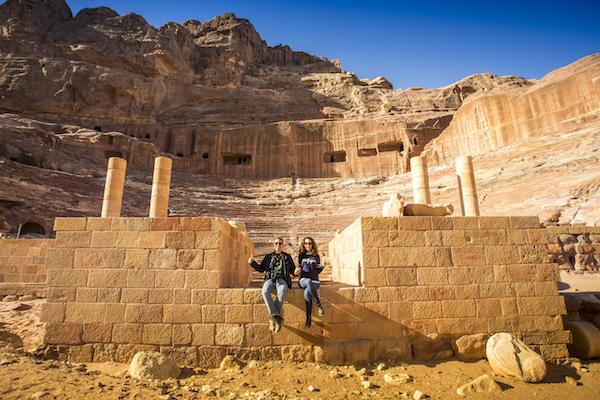 El Teatro Nabateo