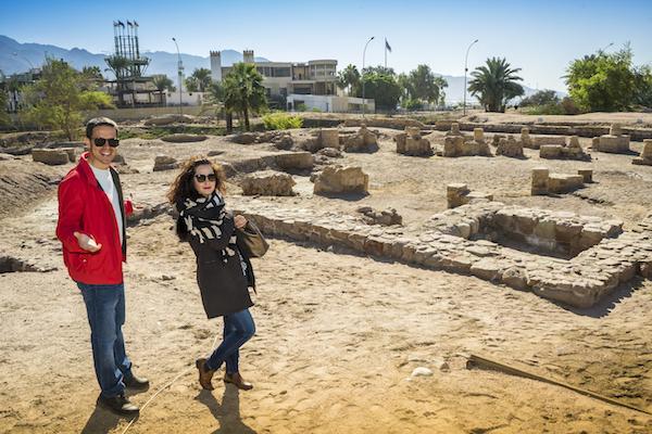 Interior Ruinas Ayla