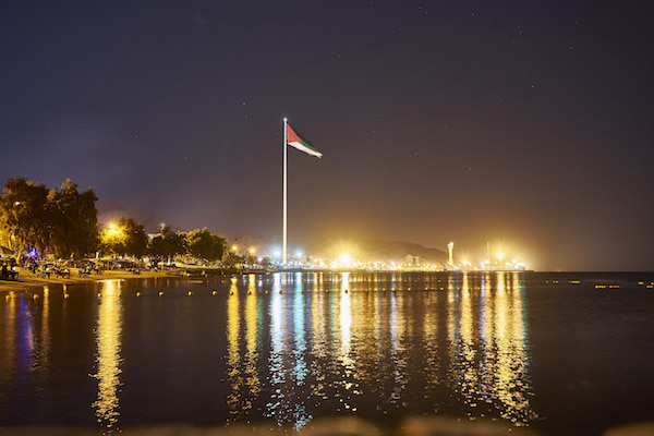 Noche Aqaba