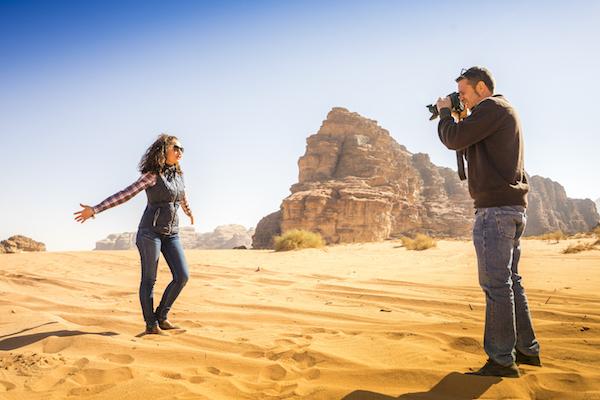 Wadi Rum Desierto