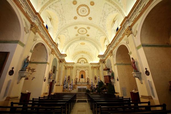 Altar Iglesia Merced
