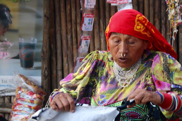 Anciana Guna