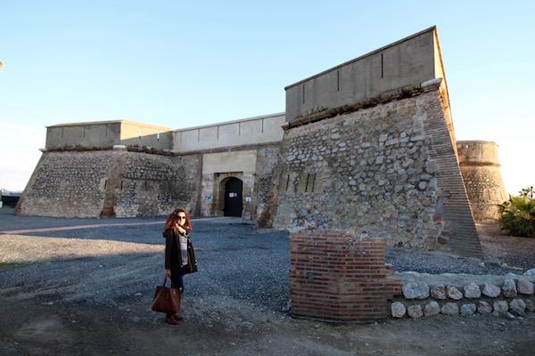 Castillo de Carchuna