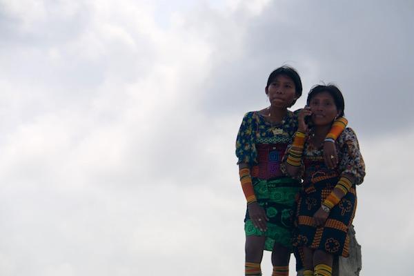 Chicas Tribu Guna Yala